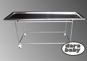 Balzamovací stůl 1